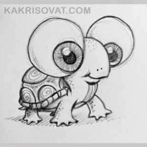 Картинки животных для срисовки карандашом красивые и легкие животные