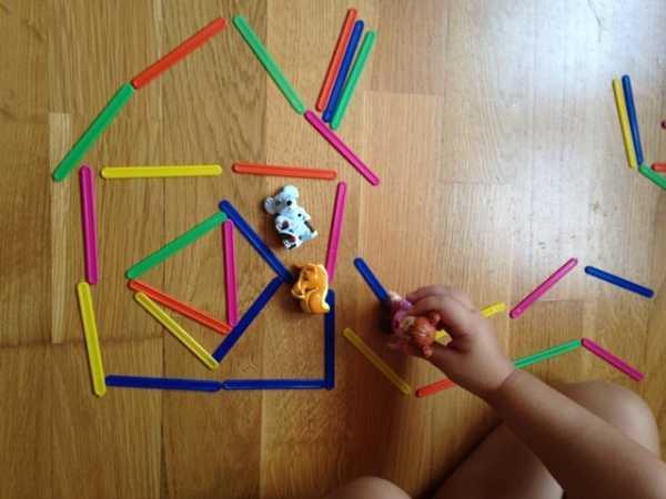 какими играми занять детей дома